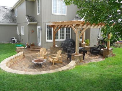 DIY creative and cheap backyard playground 5