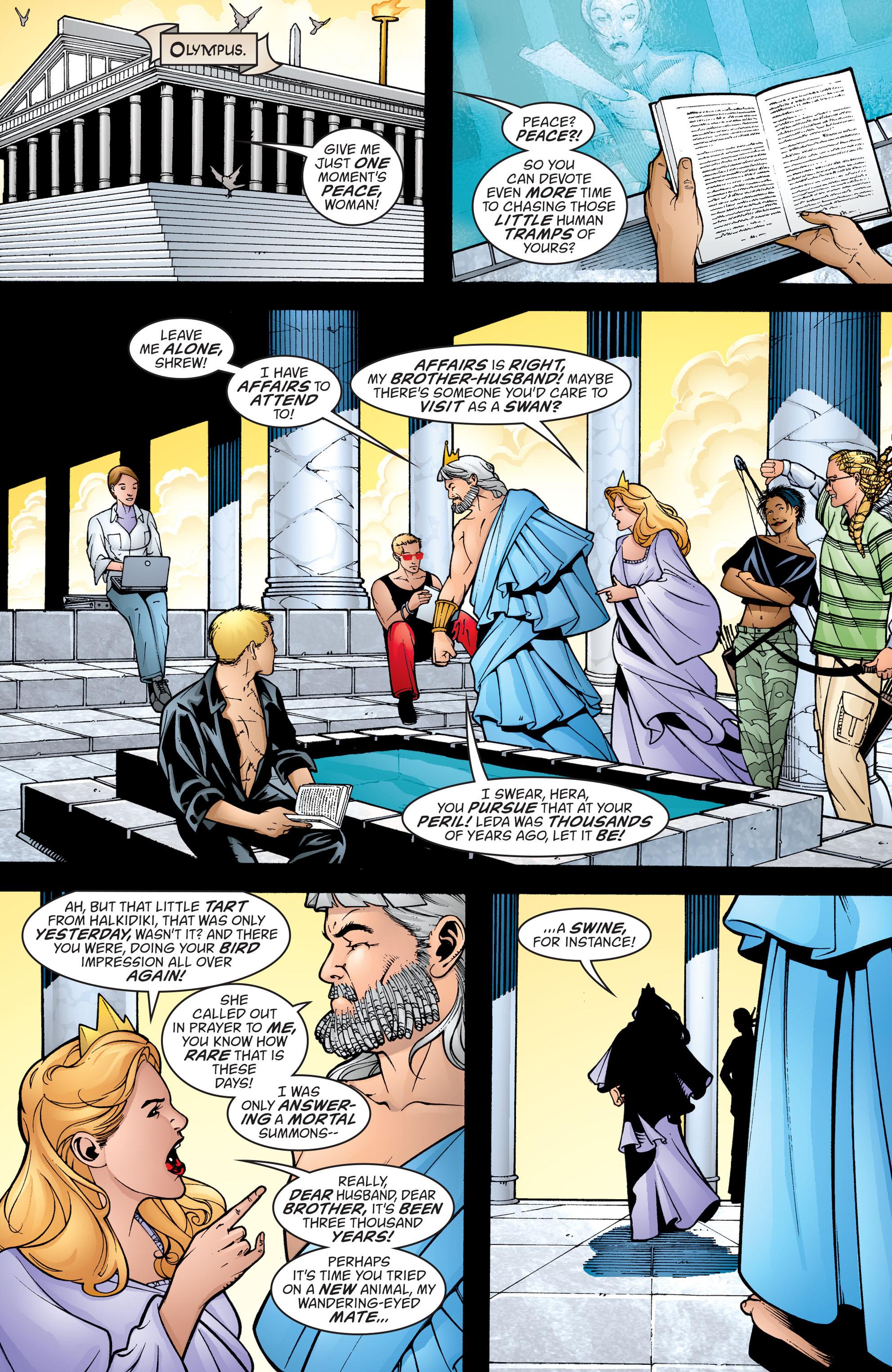 Read online Wonder Woman (1987) comic -  Issue #199 - 2