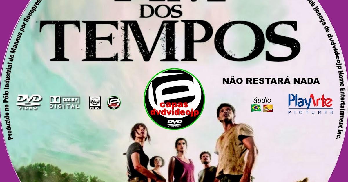 CAPAS DVD VIDEO JP: FIM DOS TEMPOS