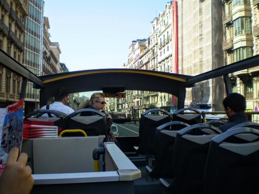 Ônibus Turístico O que fazer em Barcelona (Espanha)