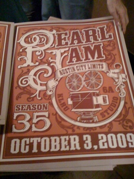 DVD: Pearl Jam – Live in Texas [2010]