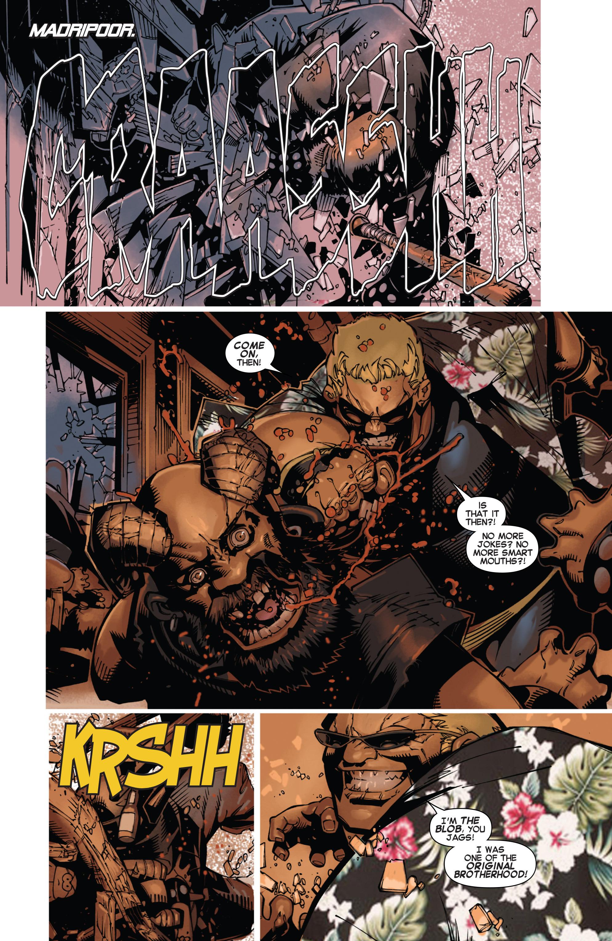 Read online Uncanny X-Men (2013) comic -  Issue #21 - 7