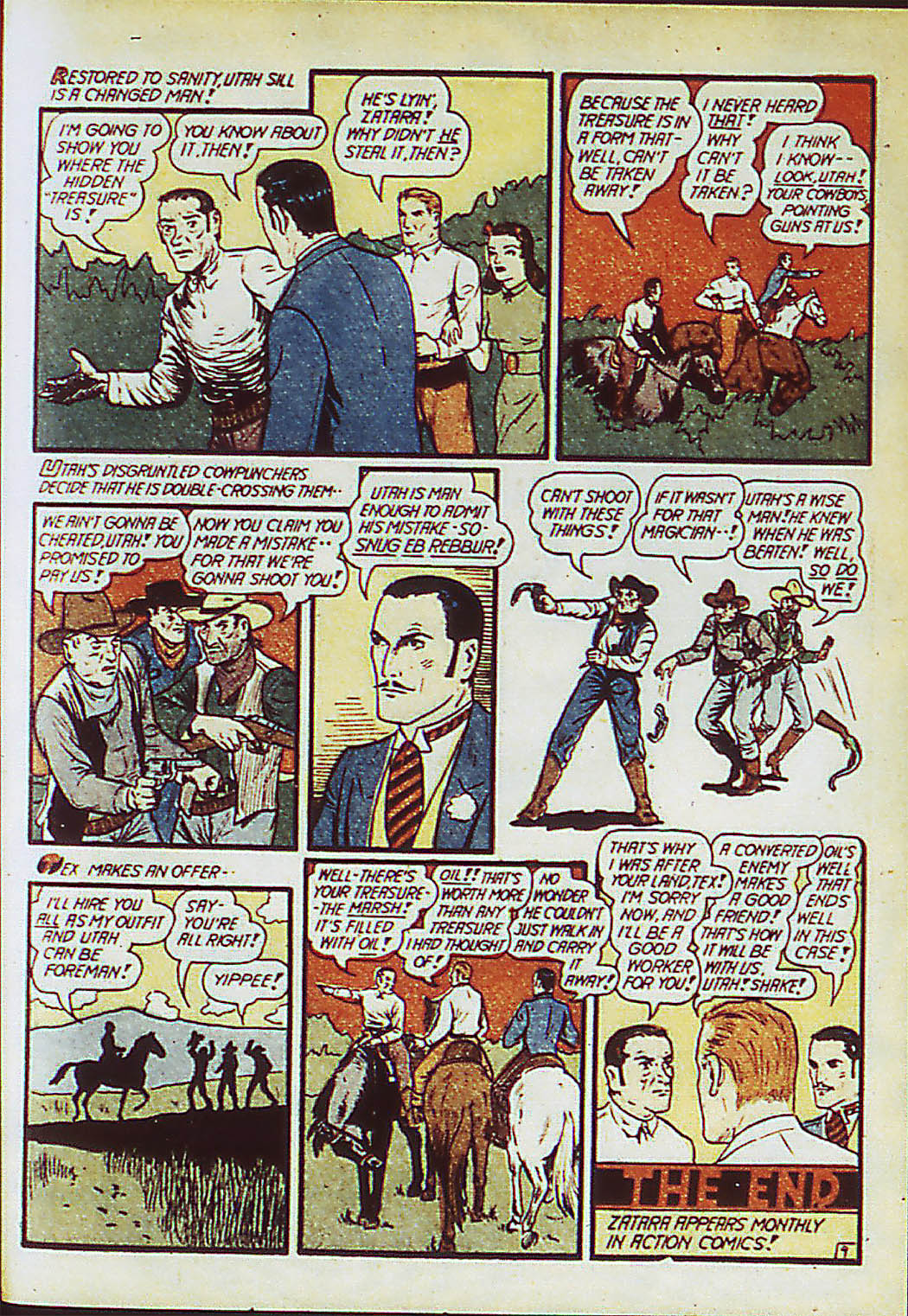 Read online Action Comics (1938) comic -  Issue #41 - 66