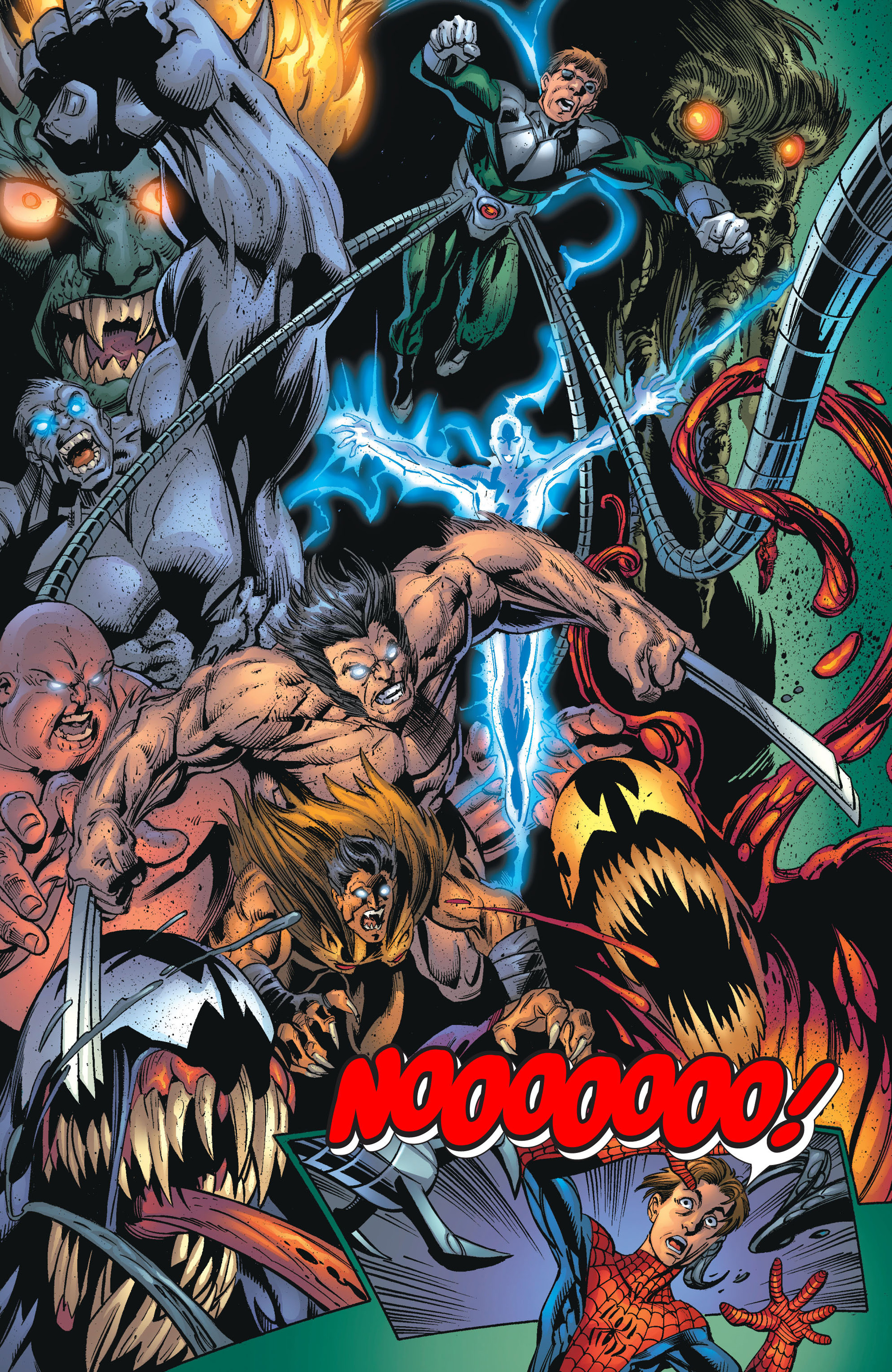 Read online Ultimate Spider-Man (2000) comic -  Issue #71 - 7