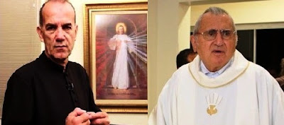 Padre Tiago Menelli e Pe. Luiz Augusto: presbíteros por excelência!