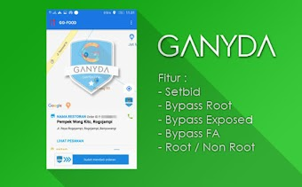 Share Aplikasi Gojek Driver Hasil Modifikasi By Ganyda