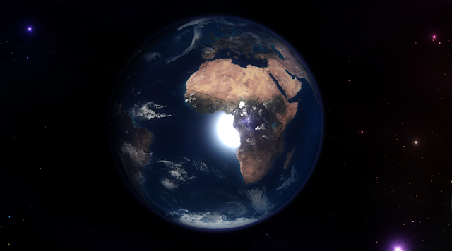 Como instalar o xplanetfx, no Ubuntu, Linux Mint, Debian e derivados, um wallpaper animado em tempo real da terra!