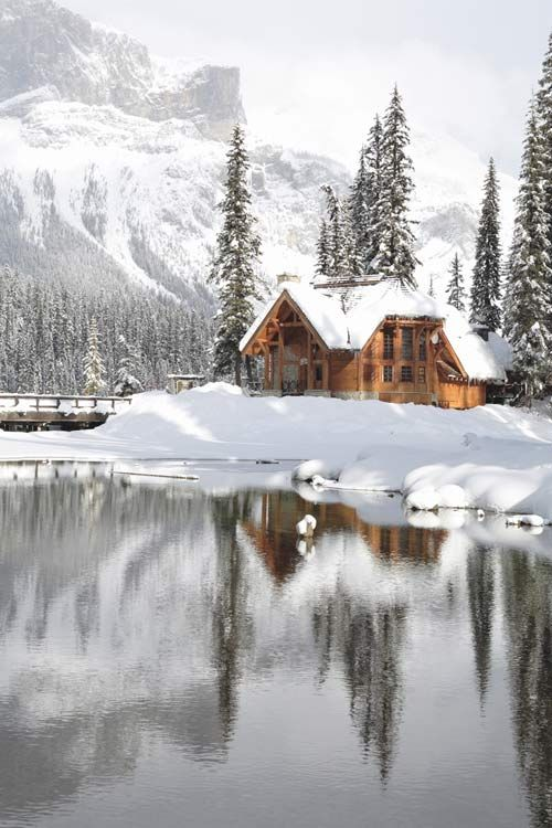 *Five Snowy Holiday Spots