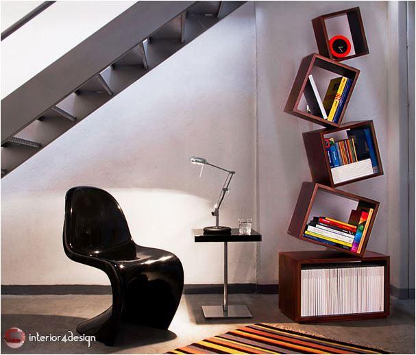 70 Best Bookshelf Designs 9
