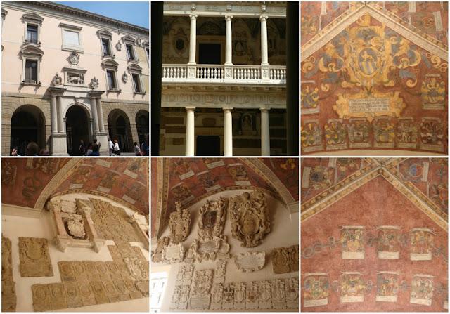 O que fazer em Padova (Pádua) além do Santo Antônio - Universidade de Padova - Palazzo Bo