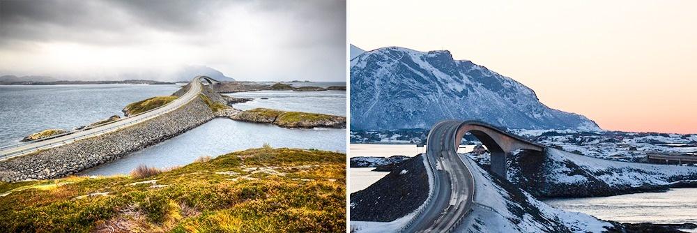 Atlanterhavsveien | Noruega