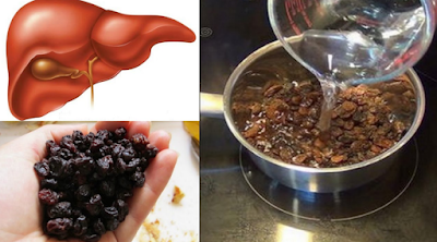 health tips for raisin water drink