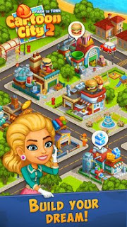 Download game Cartoon City 2 PRO 2018
