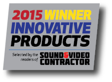 4th annual 2015 Sound & Video Contractor Innovative Products Awards