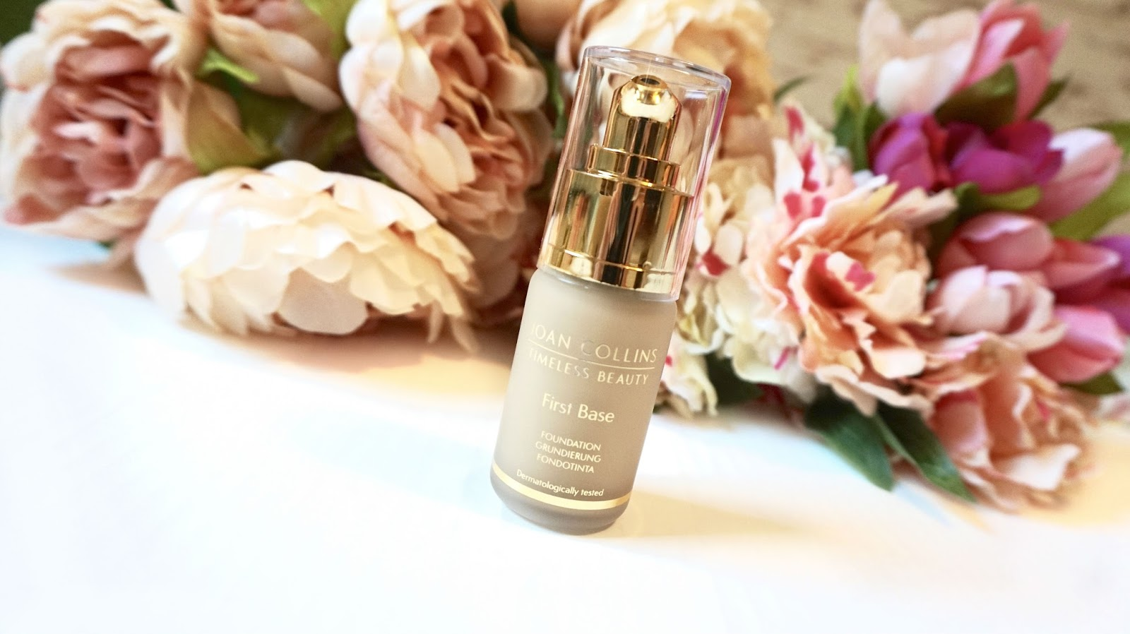 Joan Collins Timeless Foundation