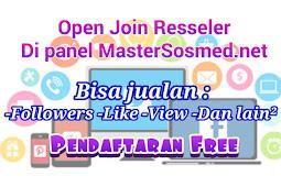 Mastersosmed - Program Reseller SMM Yang Sangat Menguntungkan