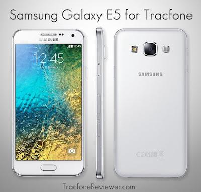 samsung galaxy e5 tracfone