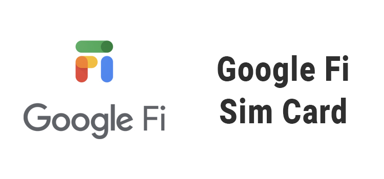 Google Fi sim card now available for sale on Best Buy