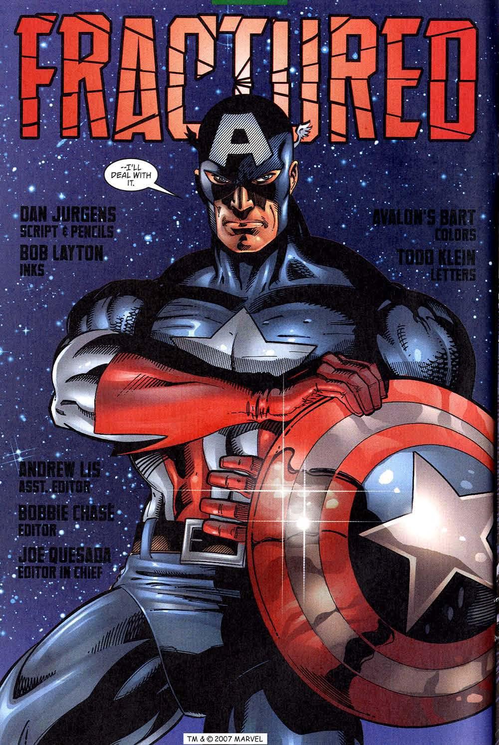 Captain America (1998) Issue #42 #49 - English 6