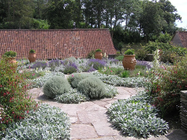 ogród holenderski