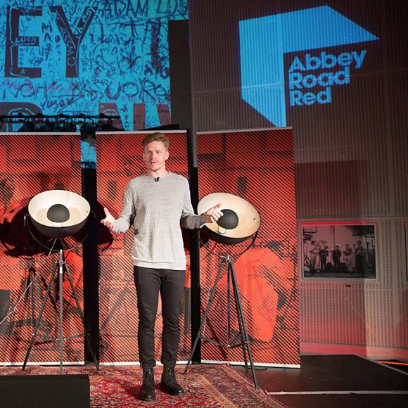 Les studios Abbey Road réinventent l'industrie musicale
