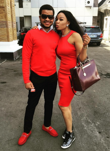 Image result for ACTRESS SUGAR IKE AND HUSBAND
