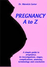Pregnancy A to Z - book