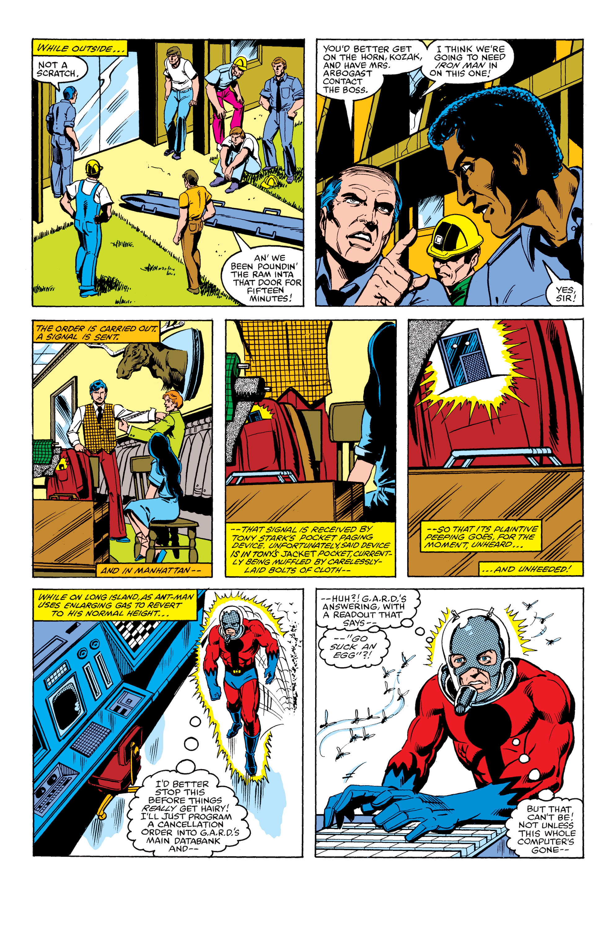 Read online Ant-Man comic -  Issue #Ant-Man _TPB - 175