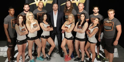 Cast of 2015 WWE Tough Enough Season 6