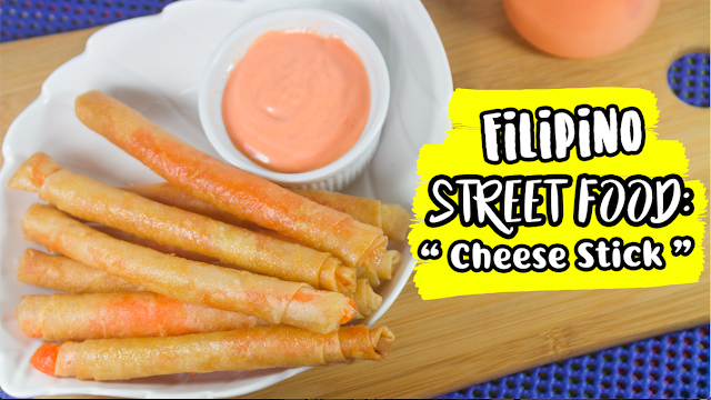 This is the original recipe of Pinoy Cheese Stick using Cheese Powder. Perfect for Pinoy business.