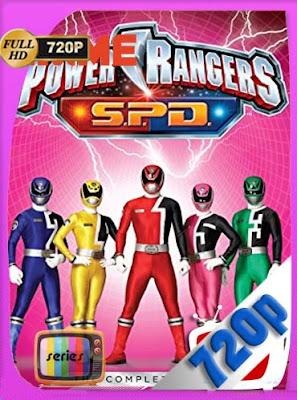 power rangers s.p.d(Serie de TV) (2005) Temporada 1HD [720P] Latino [GoogleDrive] DizonHD