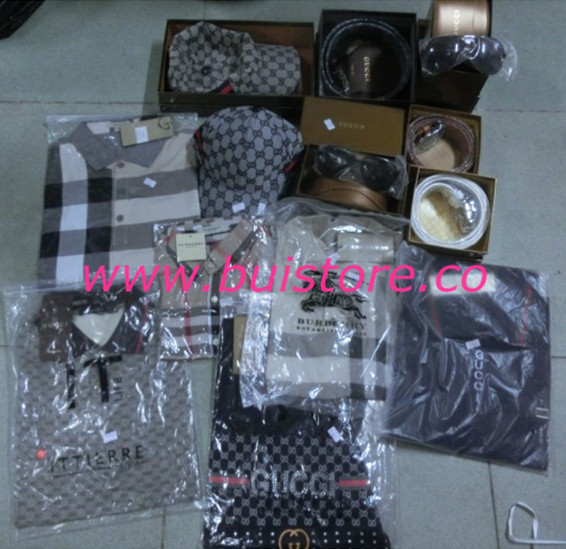 c427eeef4 AAA quality replicas LV and Gucci hats belts shoes with high quality ...