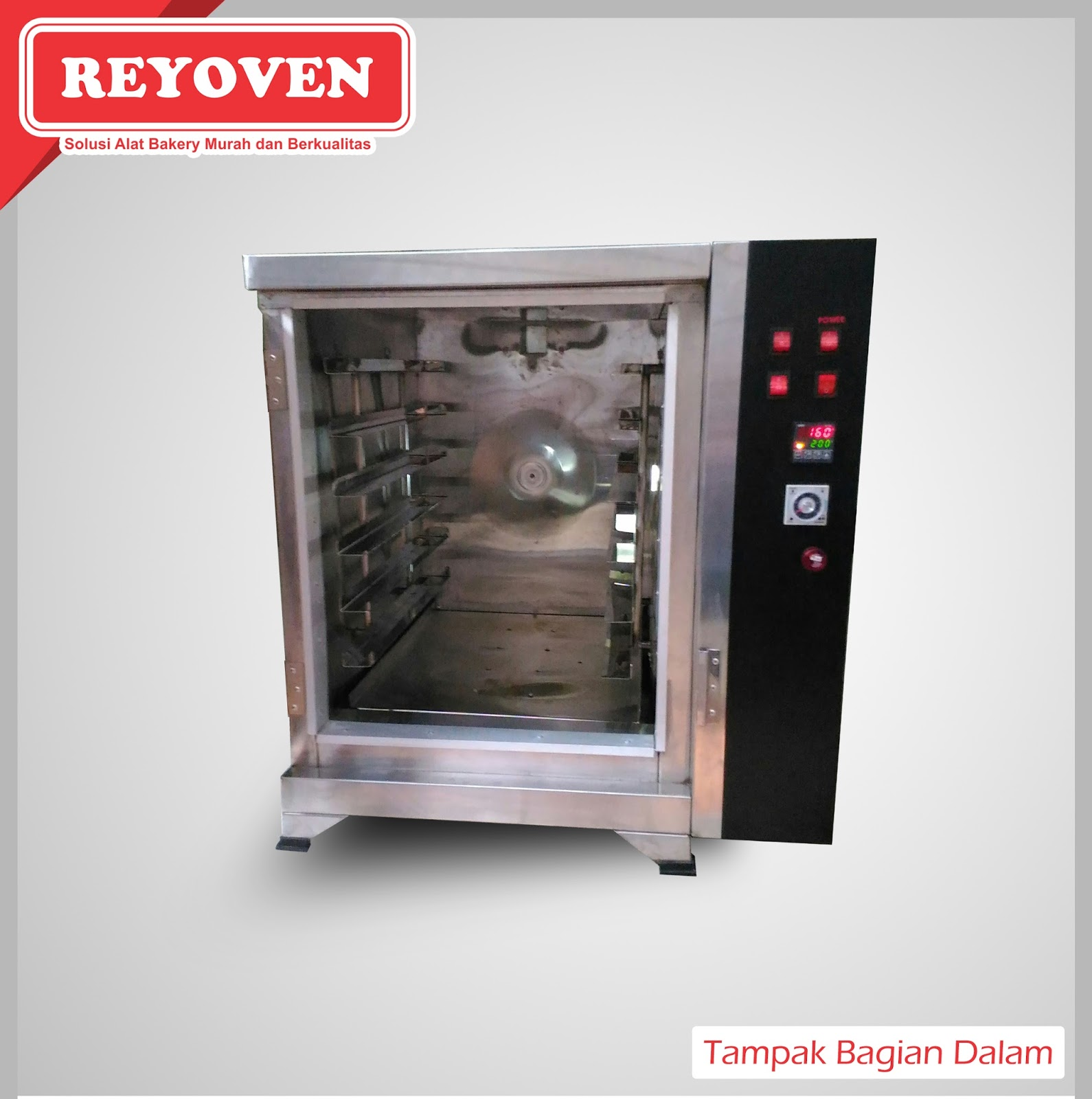 OVEN GAS NO1 DI INDONESIA