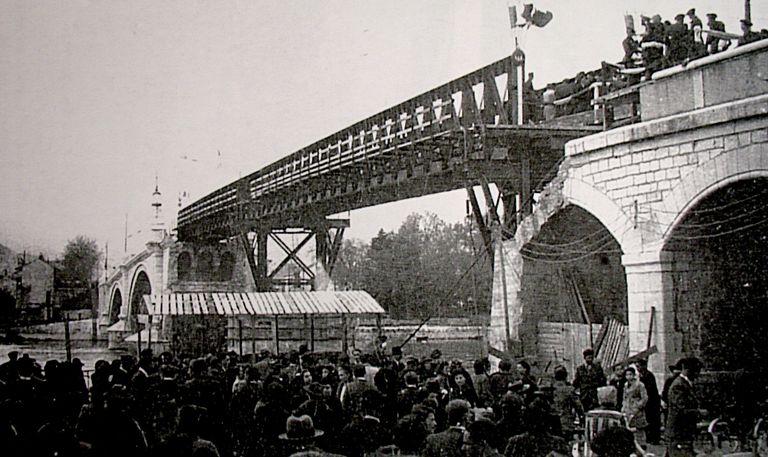 installer le film de guerre de pont de Java