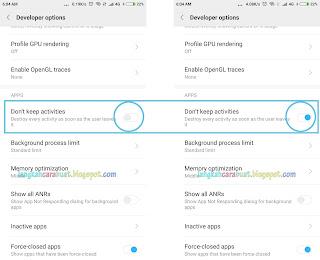 Cara Mengatasi HP Android Yang Lemot Tanpa Aplikasi