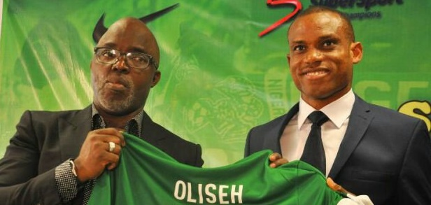 NFF Apologises To Nigerians, Explains Relationship With Oliseh