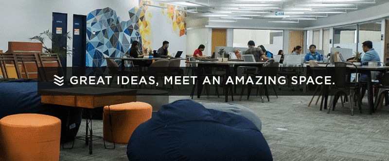 LOFT Coworking Philippines launched their website!