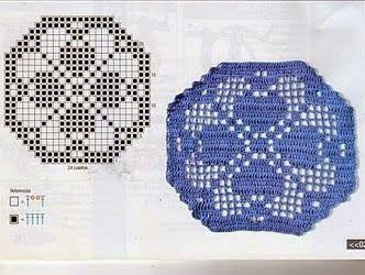 Pieza para unir a Crochet