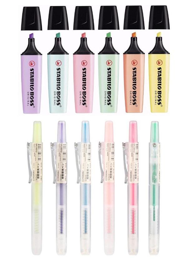 BEDA #24 || Para a Escola com a Kawaii Pen Shop