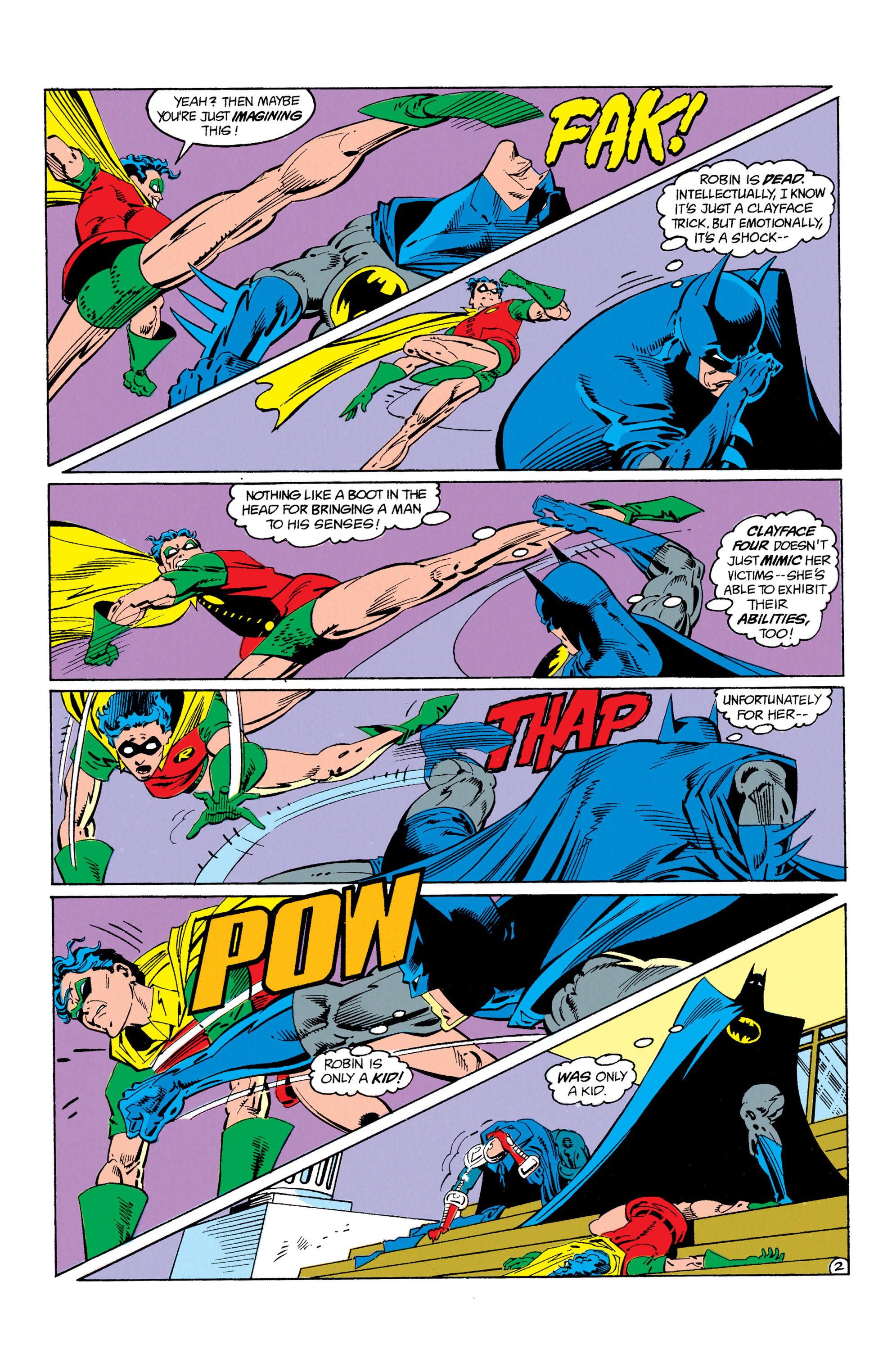 Detective Comics (1937) 606 Page 2