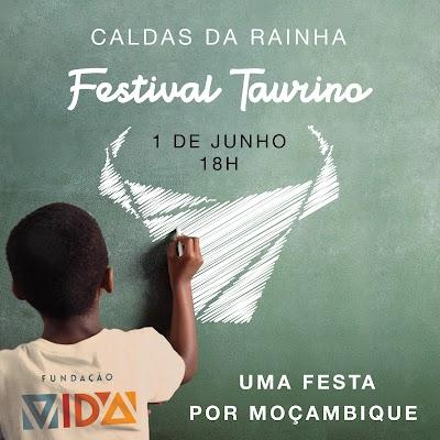Bilhetes para o festival a favor de Moçambique já à venda.