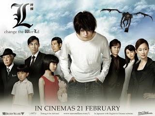Matsuyama Kenich'i dalam film Death Note