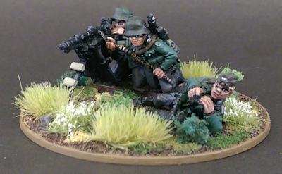 BTD 28mm German MMG Team