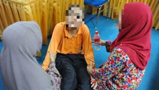 Detik Cemas 50 Pelajar Histeria Ternampak Pocong dan Pontianak
