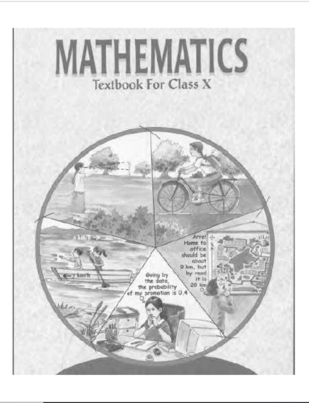 NCERT Mathematics Class-10 : For Englsih Medium Students PDF Book