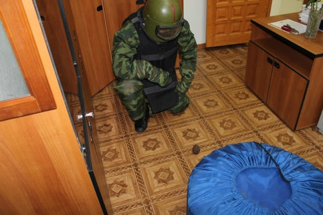 В Стерлитамаке из-за гранаты эвакуировали более 600 человек из школы