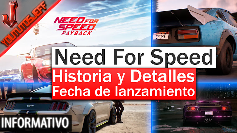 Need For Speed Payback detalles de la historia y jugabilidad