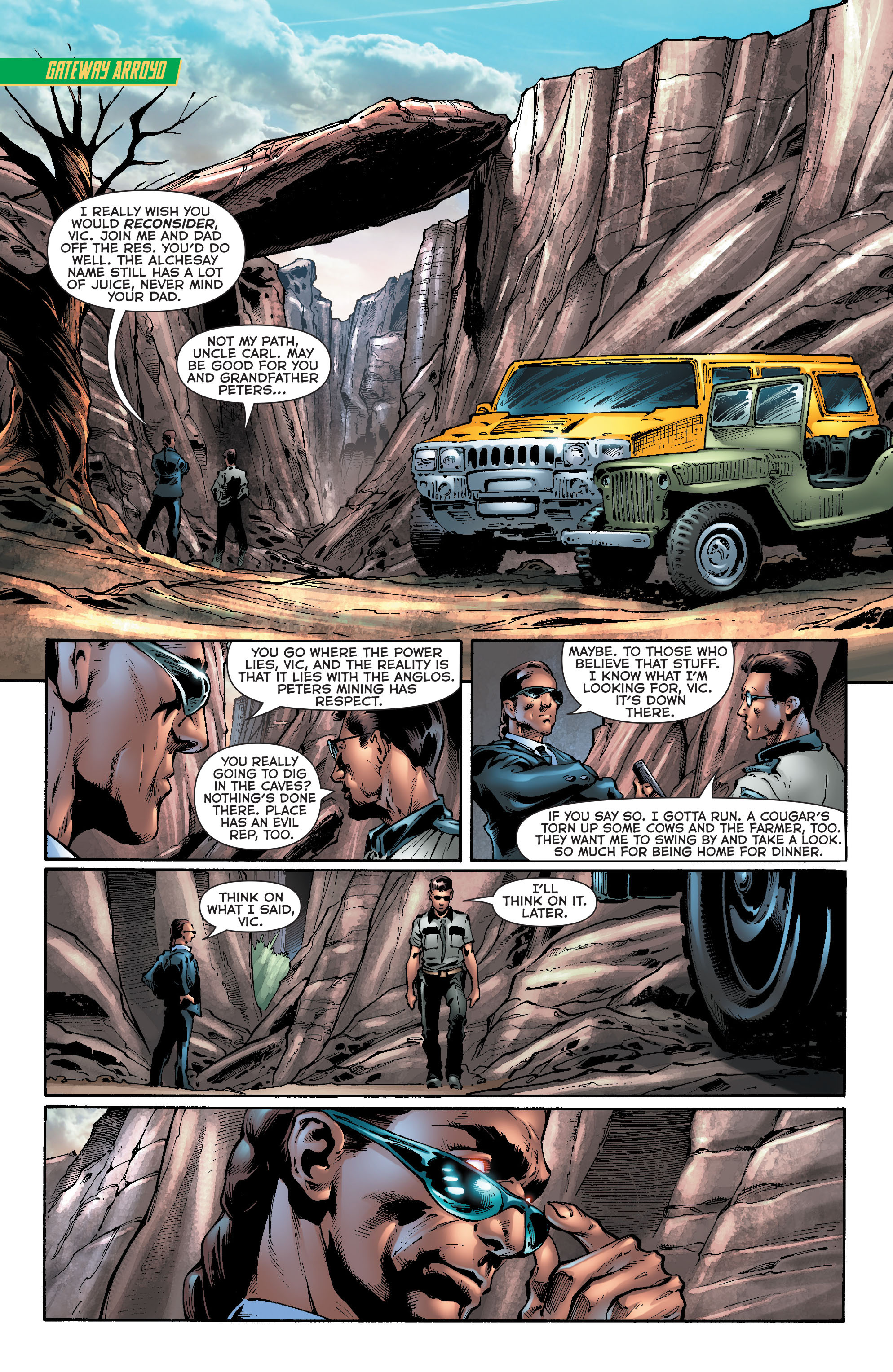 Read online Aquaman (2011) comic -  Issue #20 - 10