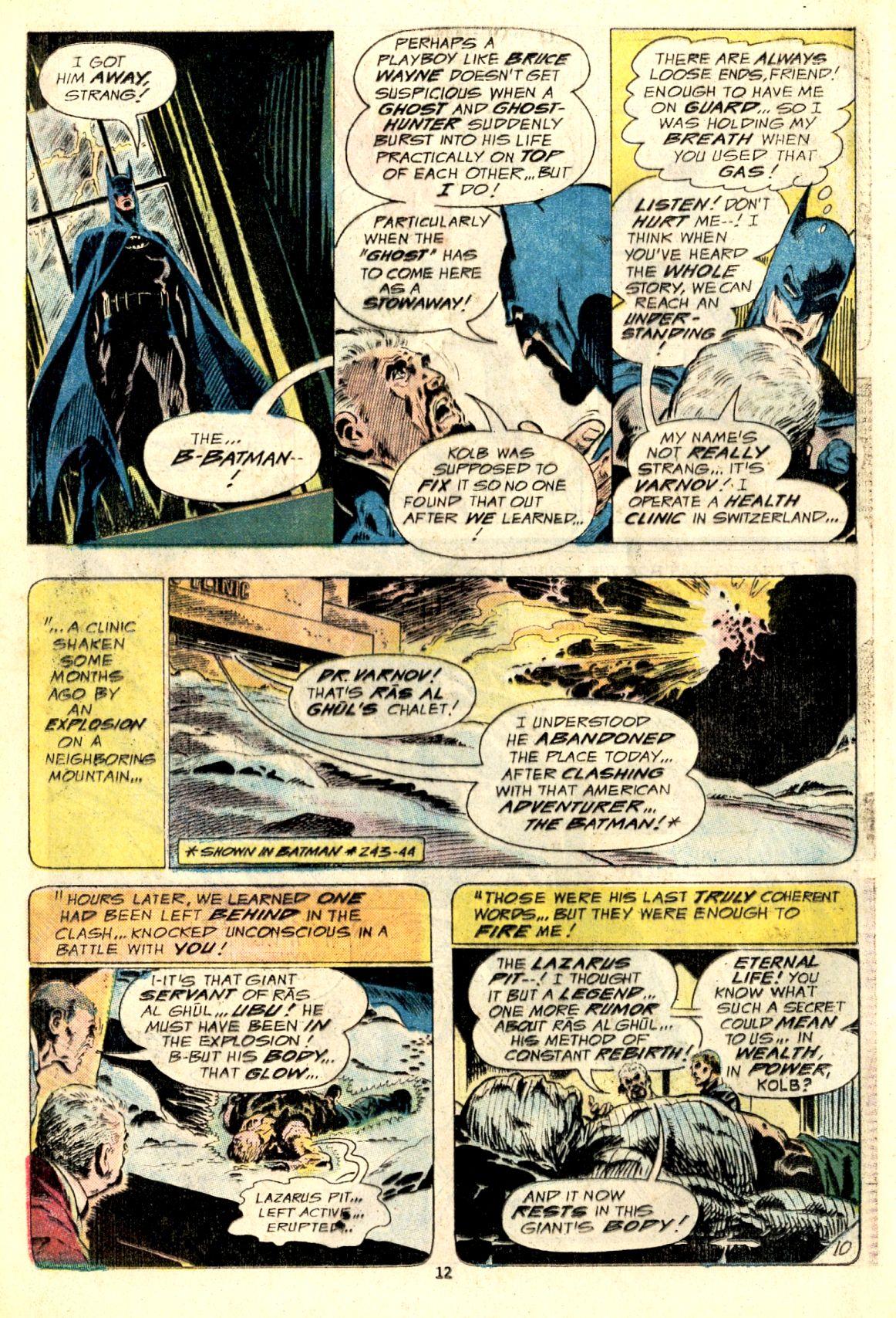 Detective Comics (1937) 438 Page 11