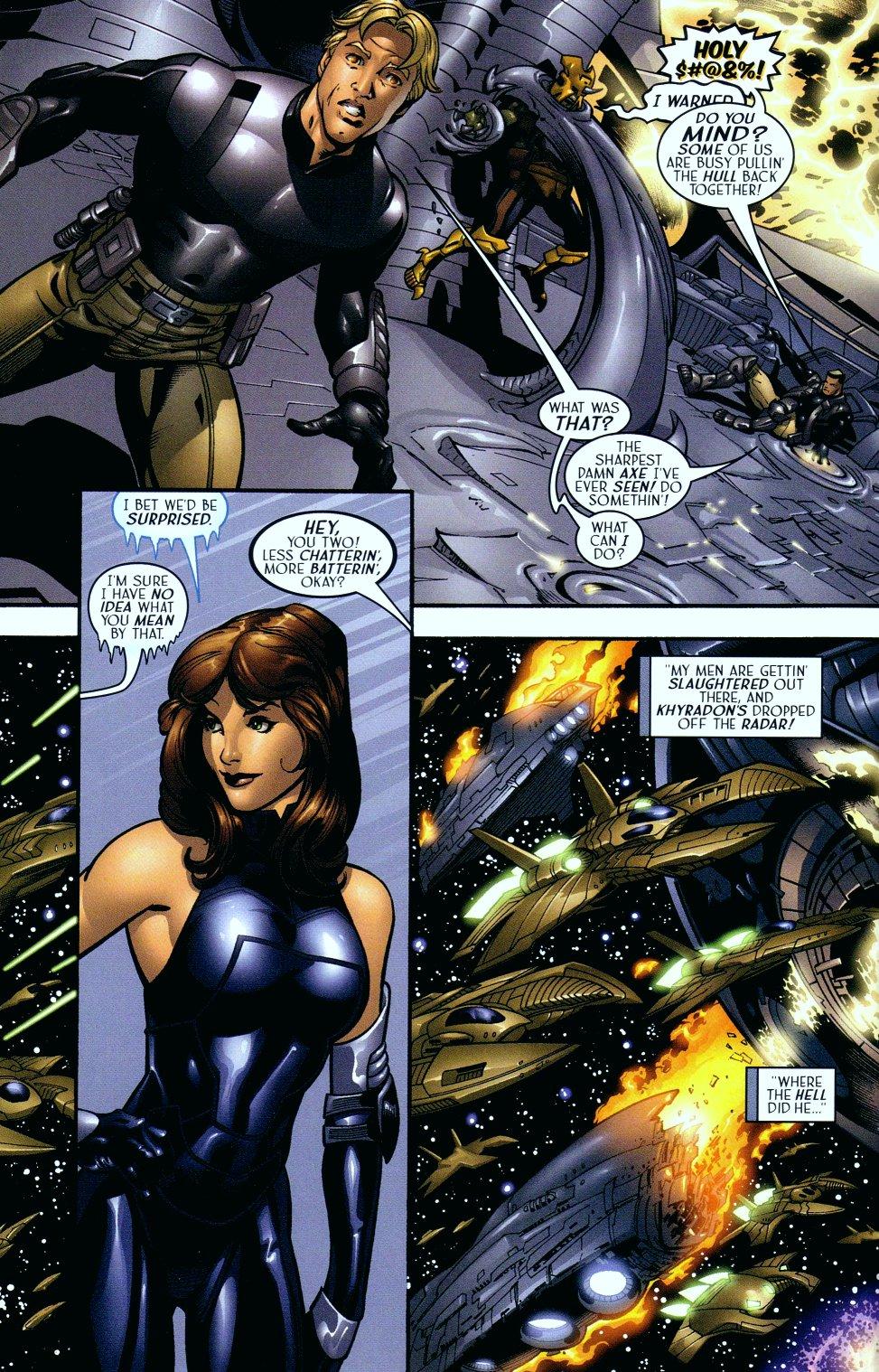 Read online Sigil (2000) comic -  Issue #16 - 12